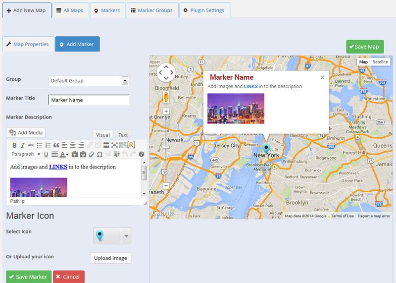 نقشه گوگل وردپرس (1)