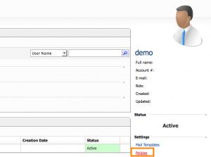 تغییر نسخه asp برای کلیه اکانت ها در وبسایت پنل